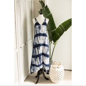 Banana Republic Tie Dye Dress
